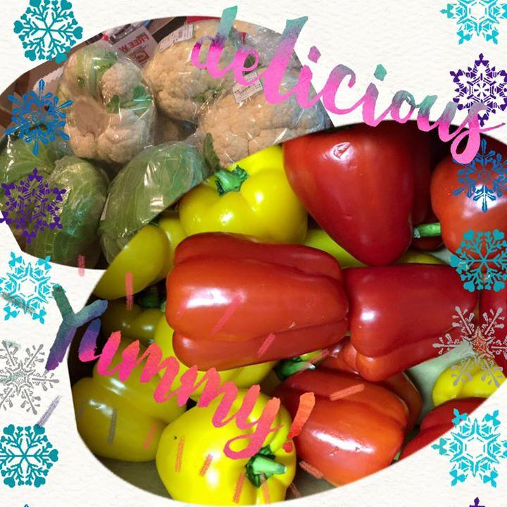 青森県にお住まいのお客様からお野菜をいただきました! 1
