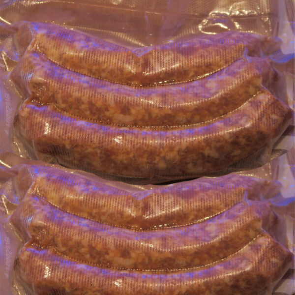 Cirnati proaspeți porc( frozen) 自家製豚肉のソーセージ(冷凍)