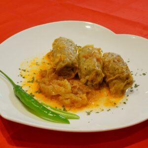 Sarmale サルマーレ (ルーマニア風ロールキャベツ) 2