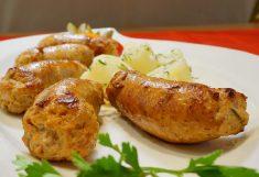 Cirnati proaspeți porc( frozen) 自家製豚肉のソーセージ(冷凍) 1