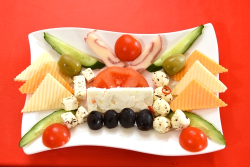 Mix cheese  チーズの盛り合わせ
